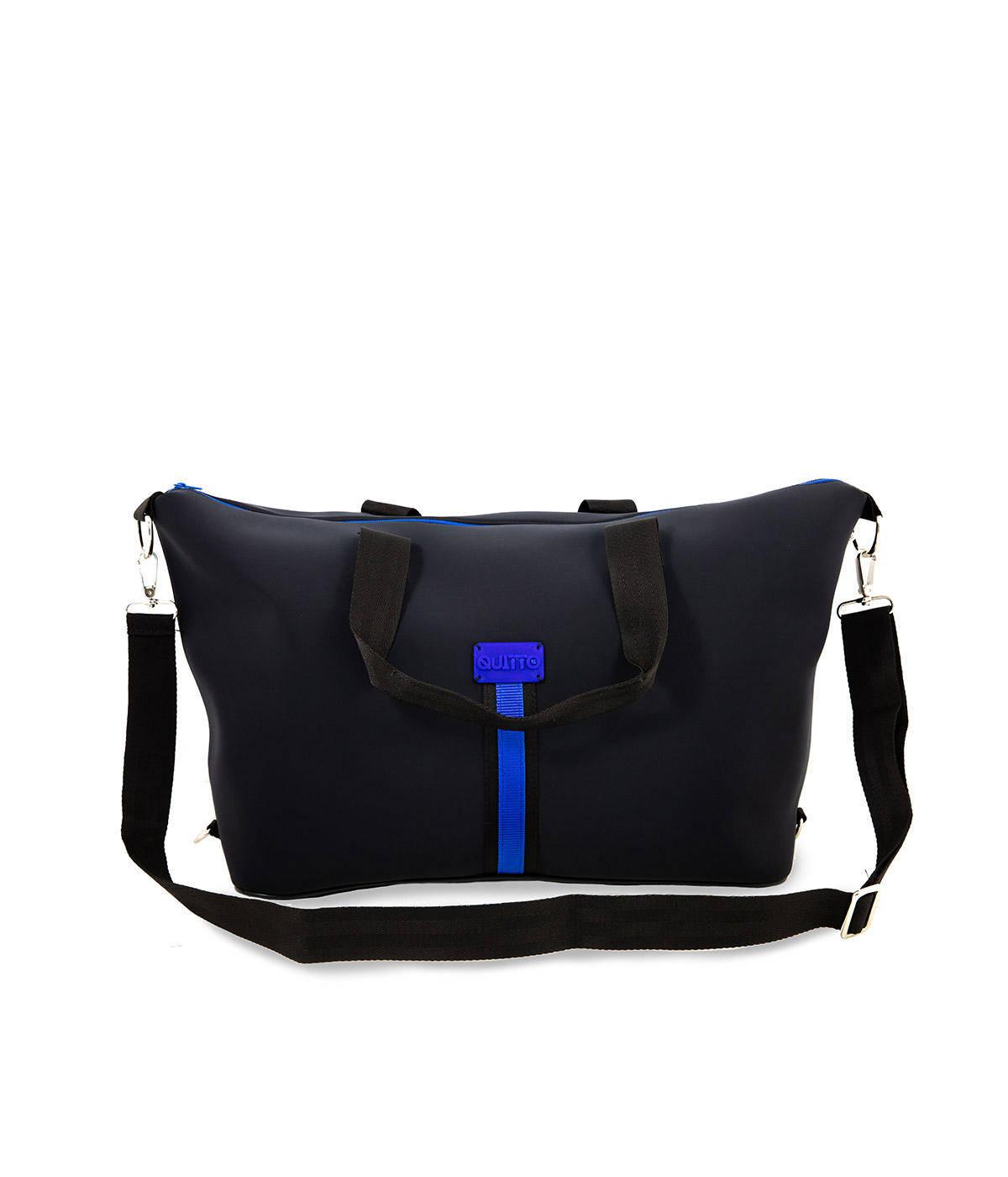 Borsone Neoprene Impermeabile Riga Azzurra Quitto Bags