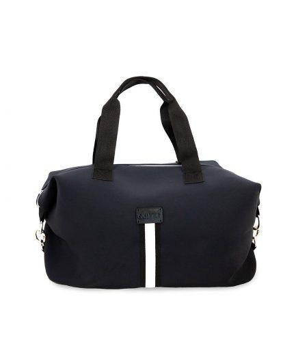 Beauty Neoprene Impermeabile Riga Verde Quitto Bags - DavantiBorsone Neoprene Impermeabile Quitto Bags