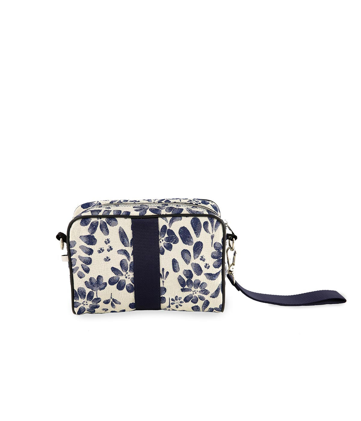 Beauty Bag Tessuto Damascato Quitto Bags