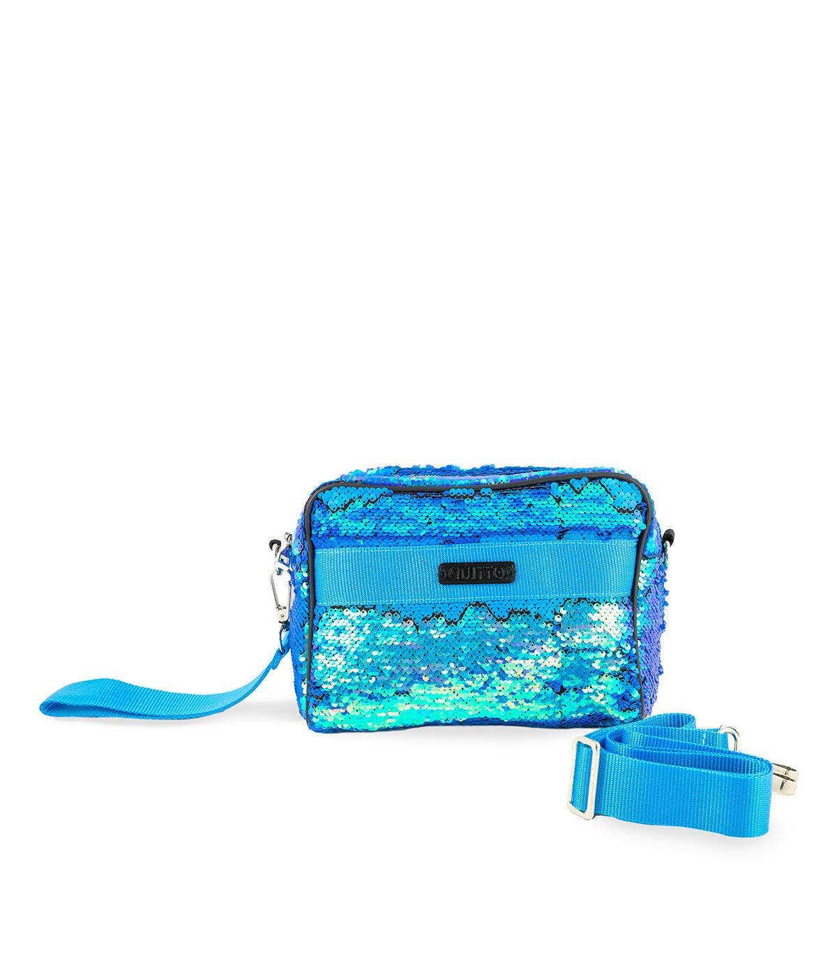 beauty-bag-paillettes-riga-azzurra-fronte