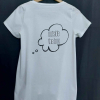 T-Shirt Think Outside The Box - Fattore T per Quitto