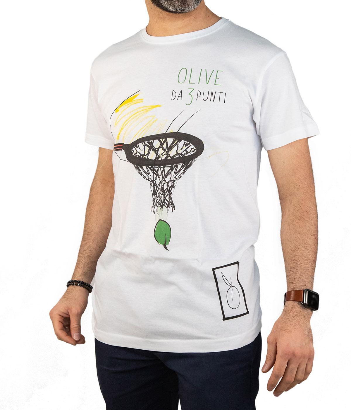 T-Shirt Uomo OH-LIVE!