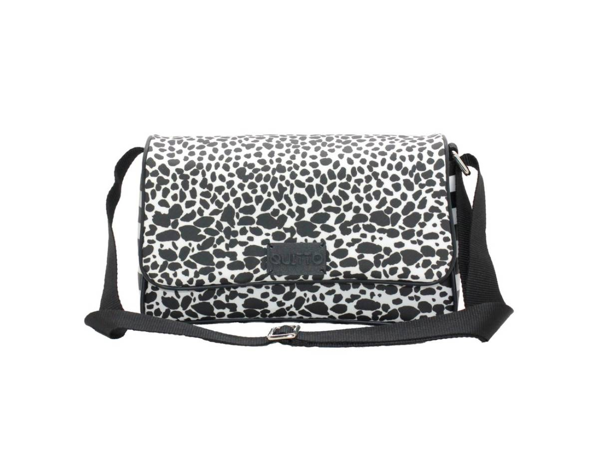 Borsa Baguette Lovely Pets Maculata – Quittobags
