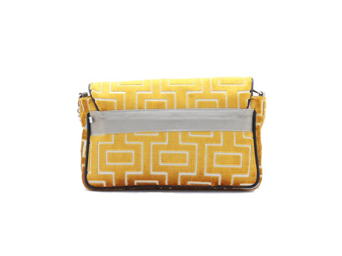 Borsa Baguette Tetris Sabbia – Quittobags